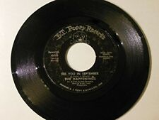 The Happenings: See You in September / He Thinks He's A Hero (45 rpm vinyl recor