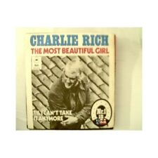 2 Titel: The Most Beautiful Girl, Til i can't take it Anymore Rich, Charlie: