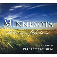 Minnesota A History Of The Land Audio CD
