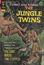 Jungle Twins (1972 Gold Key) #10 FN