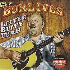 The Best of Burl Ives: Little Bitty Tear Burl Ives Audio CD