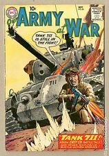 Our Army at War (1952) #86 VG- 3.5