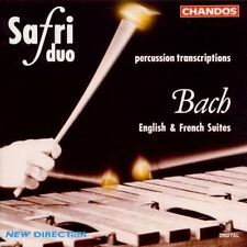 Bach: English & French Suites Audio CD