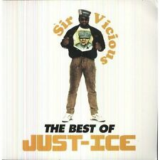 Sir Vicious: The Best Of Just Ice [VINYL] Just Ice Vinyl
