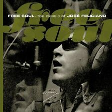 Free Soul: Classic of Jose Fel Jose Feliciano Audio CD