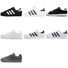 Adidas Originals Superstar Mens Classic Shoes Fashion Sneakers Trainers Pick 1