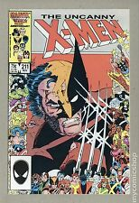 Uncanny X-Men (1963) 1st Series #211 VF+ 8.5
