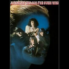 American Woman [VINYL] The Guess Who Vinyl