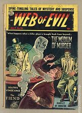 Web of Evil (1952) #16 GD 2.0