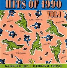 HITS OF 1990 - VOLUME  1 / VARIOUS ARTISTS