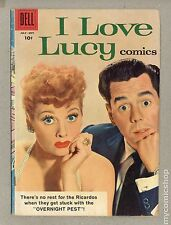 I Love Lucy (1954 Dell) #20 GD+ 2.5