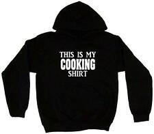 This is My Cooking Shirt Men's Hoodie Sweat Shirt Pick Size Small-5XL
