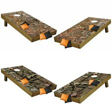 Choose Camouflage Camo Design Tailgate Toss ACA Regulation Cornhole Shields Game
