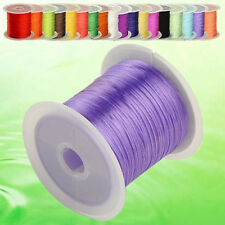 Hot 10/100 Yards Stretchy Elastic Crystal String Cord Thread For Jewelry Making