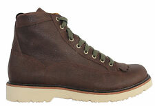 Timberland Abington Quarryville Mens Boots Leather Brown Lace Up 6763R U34