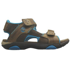 Timberland Pebble Cove 2 Strap Brown Youths Boys Kids Sandals (4572R U31)