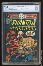 Phantom Stranger (1969 2nd Series) #40 CBCS 9.4