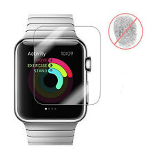 1x 2x Lot New Anti-Glare Matte Screen Protector Guard Cover For Apple Watch 38mm