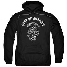 Sons Of Anarchy Soa Reaper Mens Pullover Hoodie