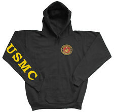 USMC sweatshirt Men's size US Marines hoodie marine corps sweat shirt hoody