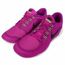 Wmns Nike Free 5.0 Purple Black Womens Running Shoes Nike Free Run 724383-501