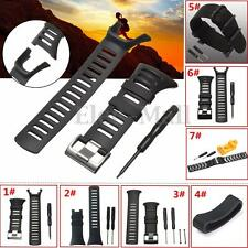 Rubber / Steel / Nylon Watch Band Strap Replacement For Suunto Ambit / Core