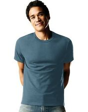 Hanes Men's TAGLESS® ComfortSoft® Dyed Crewneck T-Shirt 4-Pack S-2XL 2165A4