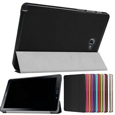 PU Leather Flip Case Cover For Samsung Galaxy Tab A 10.1 P580 P585 Tablet+Film
