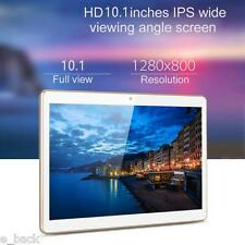 "10"" HD Dual SIM Camera Bluetooth Octa Core Tablet PC Android 4.4 2GB +16GB WIFI"