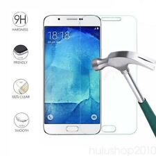 Premium Real Tempered Glass Film Screen Protector for Samsung Galaxy J