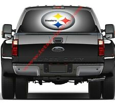 Pittsburgh Steelers-Rear Window Decal-Graphic