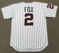 NELLIE FOX Chicago White Sox 1960's Majestic Cooperstown Baseball Jersey