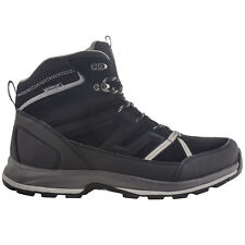 Hi-Tec Altar Mid WP Black high Men's Hiking Shoes Hiking boots Outdoor NEW