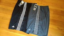 NWT, Mens adidas Climalite Essential Performance Basketball Shorts