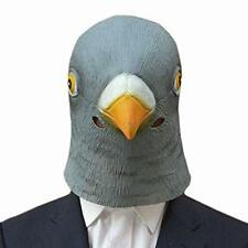Theater Prop Novelty Latex Rubber For Pigeon Mask Creepy Party Animal Costume