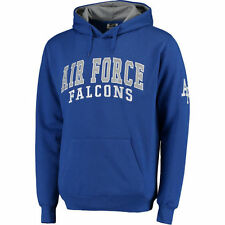 Stadium Athletic Air Force Falcons Royal Double Arches Pullover Hoodie