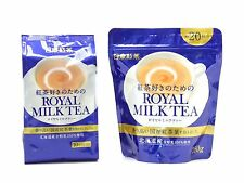 Nitto Instant Powdered Tea with Milk Bodied Rich Bodied Royal Japanese Japan