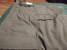 TRUE-SPEC 4X GREEN CARGO PANTS NEW WITH TAGS