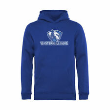 Eastern Illinois Panthers Youth Royal Classic Primary Pullover Hoodie - College