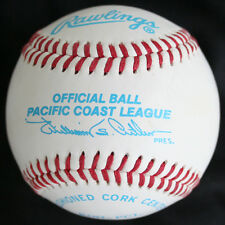 OFFICIAL RAWLINGS PACIFIC COAST LEAGUE VINTAGE WILLIAM S CUTLER  BASEBALL