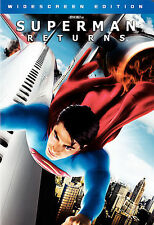 NEW DVD Superman Returns  Brandon Routh  Kevin Spacey  Free Shipping !
