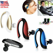 Wireless A2dp Bluetooth Headset Earphone Handfree Call For Android IOS Cellphone