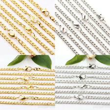 Lots 2/10Pcs Lobster Clasps Flat Cross Ring Metal Chains Jewelry  Findings 5x4mm