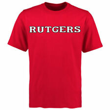 Rutgers Scarlet Knights Scarlet Mallory T-Shirt - College