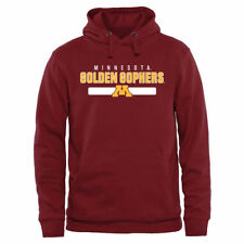Minnesota Golden Gophers Maroon Team Strong Pullover Hoodie - College
