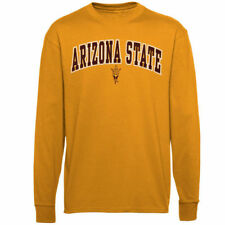 Arizona State Sun Devils Youth Gold Midsize Long Sleeve T-Shirt