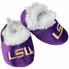 LSU Tigers Infant Baby Bootie Slippers - College