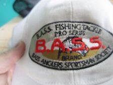 BASS FISHING TACKLE PRO SERIES BRAND FISHING CAP HATBASEBALL CAP, HAT!!