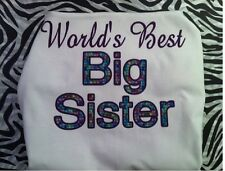 Best big sister toddler shirt youth girls tshirt big sister top clothes clothing