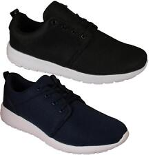 New Womens Ladies Mens Lace Up Sports Fitness Gym Lightweight Shoes Trainers UK